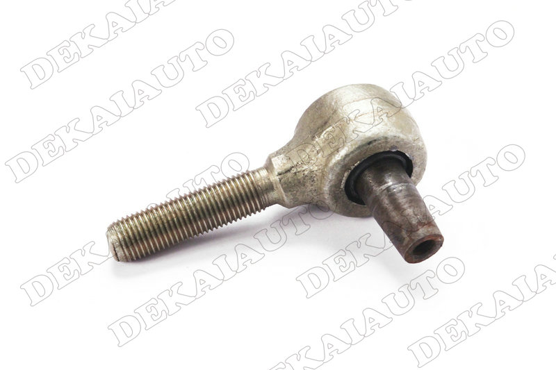 Door axle end