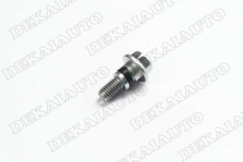 Oil pan screw